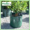 100 litre Woven Planter Bags - for more info go to PlanterBags.com.au