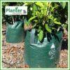 45 litre Woven Planter Bags - for more info go to PlanterBags.com.au