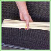 0 Bamboo sticks 2