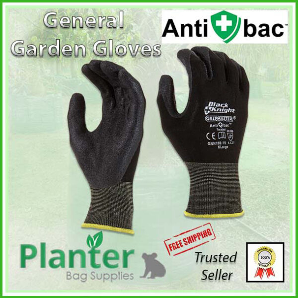 General Garden Gloves - for more info go to PlanterBags.com.au